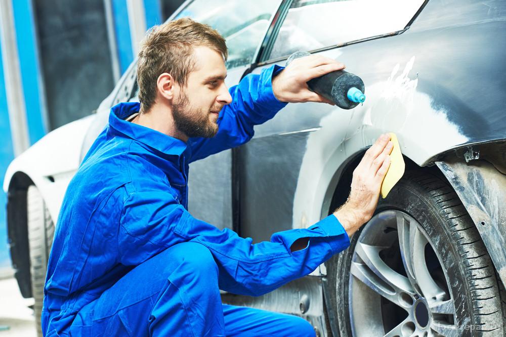 Кузовной ремонт своими руками