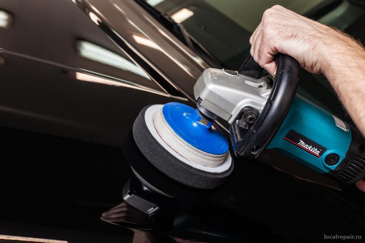 Царапины и сколы на кузове автомобиля: удаление и цена