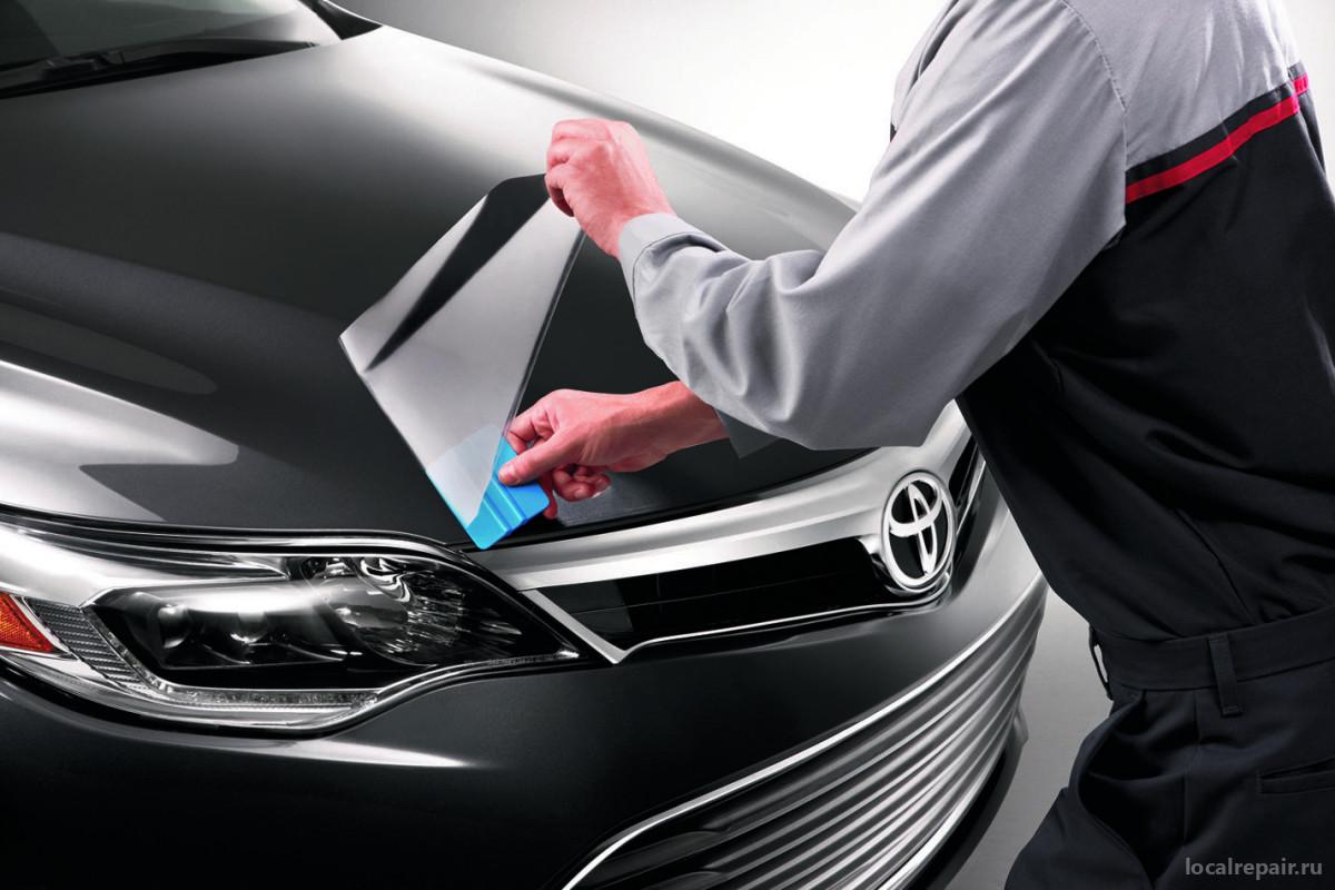 Рейтинг пленок для бронирования автомобиля